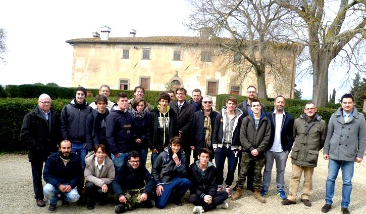 Una scuola… per giovani contadini a San Casciano