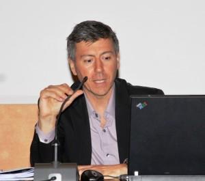 Federico Rossi Ferrini, responsabile agricoltura ChiantiBanca