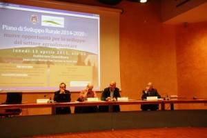 Presentazione PSR Auditorium ChiantiBanca