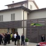Inaugurazione della filiale di ChiantiBanca di Tavarnelle dopo i lavori di ristrutturazione