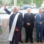 8 maggio 2015: inaugurazione della rinnovata filiale di Fontebecci. La benedizione