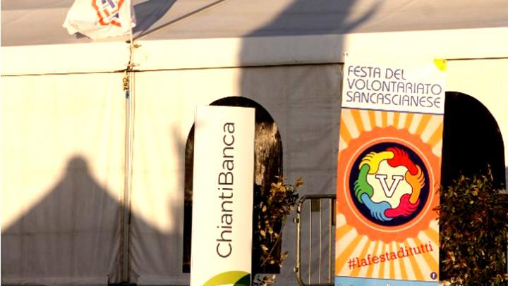 50mila euro da San Casciano per ricostruire San Ginesio: c'è anche ChiantiBanca