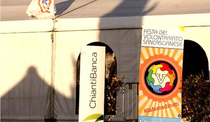 Festa del Volontariato: bilancio super a San Casciano