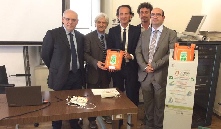 Siena città cardioprotetta, via al progetto Sidecar