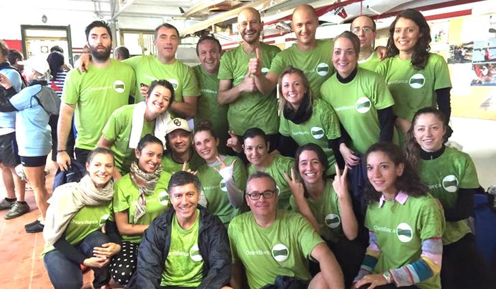 Anche ChiantiBanca al Dragon Boat Festival sull'Arno