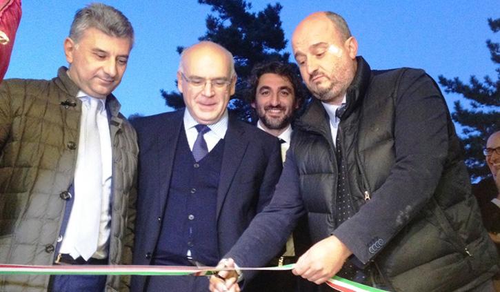 Montalcino: filiale inaugurata davanti a tantissime persone