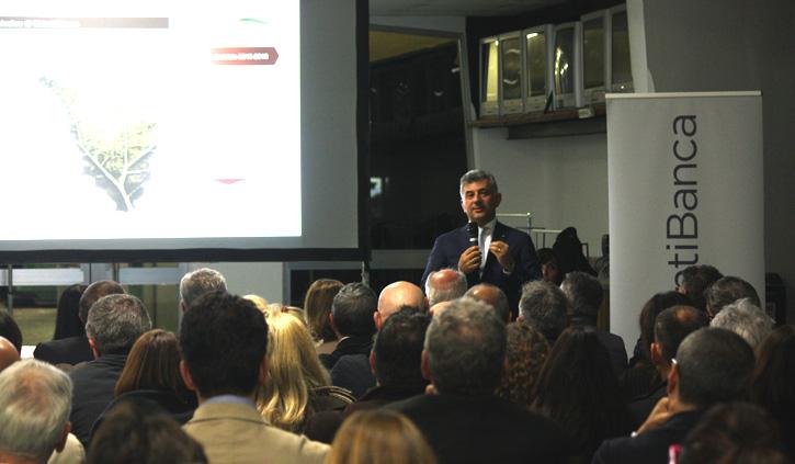 Pisa: l'incontro con i nuovi soci dell'area tirrenica