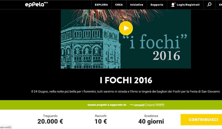CrowdChianti: al via il crowdfunding di ChiantiBanca