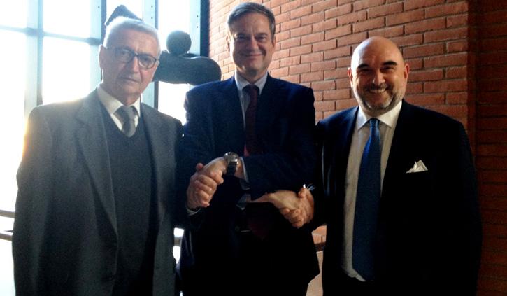 Incorporazione di Bcc Pistoia e Prato: firmato l'atto di fusione