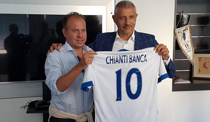 ChiantiBanca-Ac Prato: presentata la sponsorizzazione 2016/17