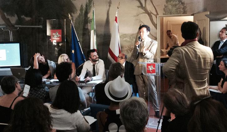 """ChiantiBanca a sostegno della nascita del """"nuovo"""" Centro Pecci di Prato"""