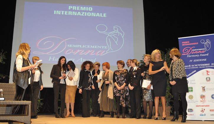 Premio Internazionale Semplicemente Donna Il Semplicemente