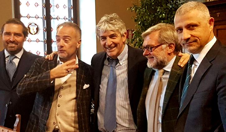 La mostra su Paolo Rossi a Prato: ChiantiBanca partner dell'evento