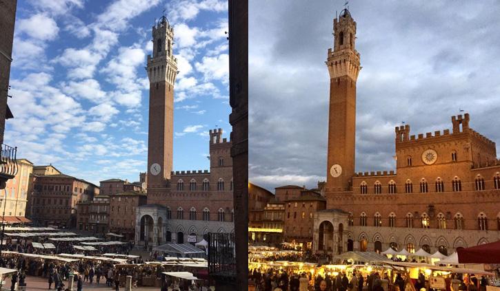 Siena, Mercato nel Campo edizione 2016: raggiunta quota 200mila presenze