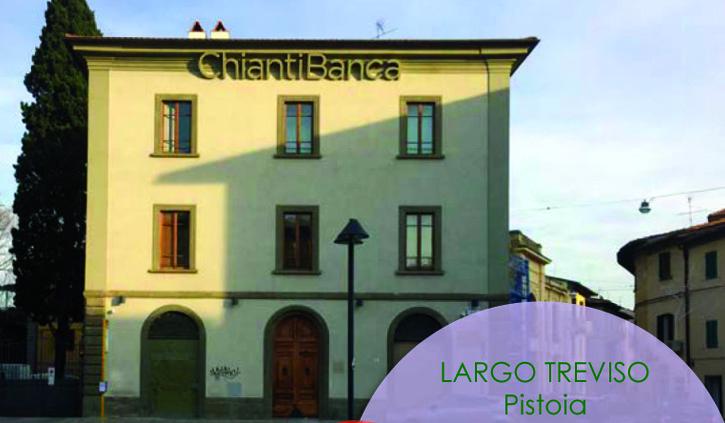 Venerdì 3 marzo si inaugura la filiale a Pistoia in Largo Treviso
