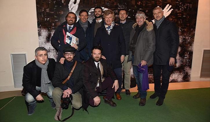 """""""Pablito Great Italian Emotions"""", super successo per la mostra ufficiale su Paolo Rossi"""