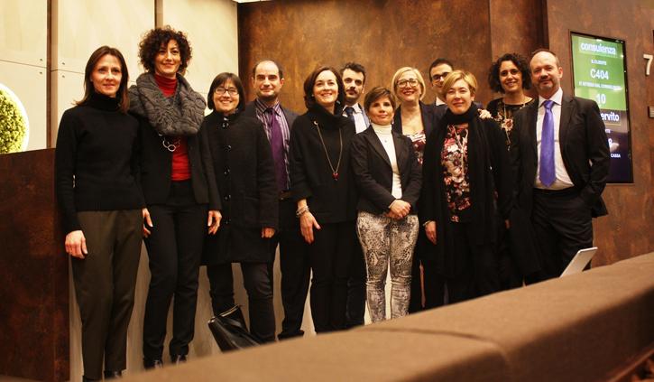 L'inaugurazione della filiale di San Casciano al TGT di Italia 7