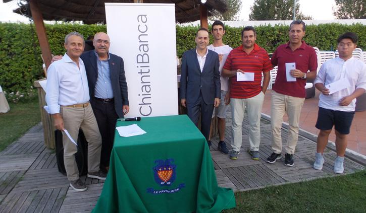 Le Pavoniere, il successo del golf. Con il marchio ChiantiBanca