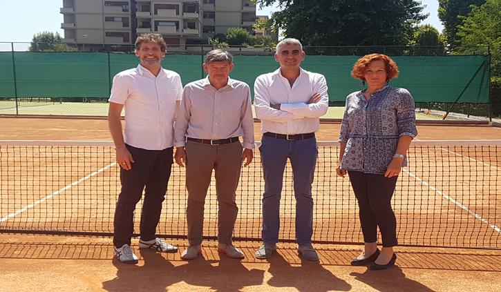 """ChiantiBanca, doppio vincente col Tennis Club Pistoia. """"Ancora più forti per l'A1"""""""