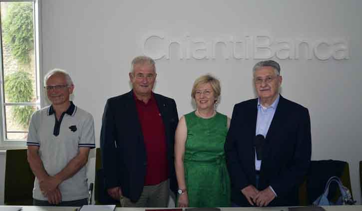 Pistoia, ChiantiBanca sponsor unico del Leoncino d'oro (assegnato a Marazzini)