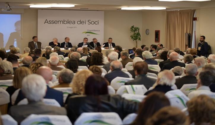 Assemblea ChiantiBanca, bilancio 2018 approvato all'unanimità