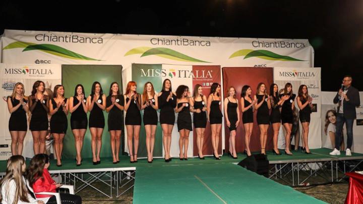 ChiantiBanca si fa bella con le Miss