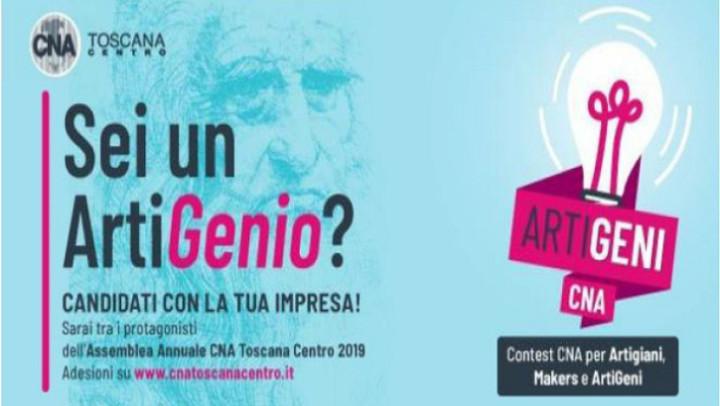 """""""ArtiGeni"""", ChiantiBanca partner di Cna Toscana Centro"""