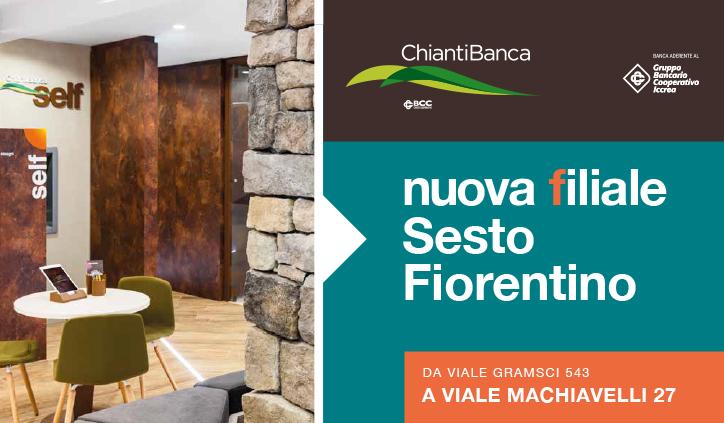 Nuova filiale a Sesto Fiorentino