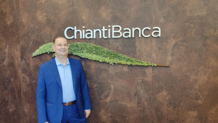 Maurizio Farnesi direttore generale ChiantiBanca